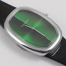 Tissot Coole  Design Stahl Damen Armbanduhr - Kultuhr aus den 1970er Jahren