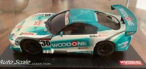 "Kyosho Karosserie Mini-Z, Autoscale, Toyota Supra ""Woodone"", selten, rare!"