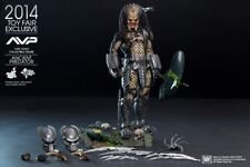 Hot Toys 2014 Toy Fair Exclusive AVP 1/6th Ancient Predator Collectible Figure