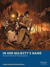 In Her Majesty's Name: Steampunk Skirmish Wargaming Rules (Osprey Wargames), Mur