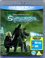 The Sorcerer's Apprentice - Blu-ray Double Play - Nicolas Cage, Alfred Molin (A)