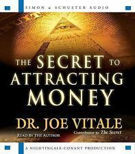 The Secret to Attracting Money by Joe Vitale (2010, CD, Abridged)