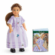 American Girl FELICITY 6.5 INCH MINI DOLL BEFOREVER with Mini Book NEW