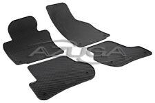 Design alfombrillas de goma para skoda octavia ii (1z) 2004-2012 goma-tapices