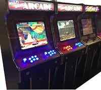 New Arcade Machine - Games - 90s 80s - Property - Men - Birthday - Christmas