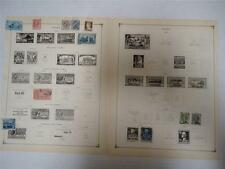 Lot of 11 Vintage Italy Postage Stamps 1913-1929 - On Page - Make an Offer