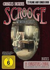 DVD * SCROOGE - DER WEIHNACHTSFILM - A christmas carol # NEU OVP ~