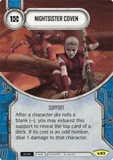 x2 Nightsister Coven 83 Uncommon Star Wars Destiny Legacies M/NM