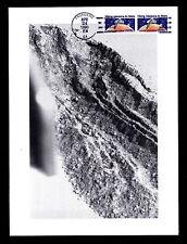 "1980 Viking Lander Digs A Deep Hole On Mars 10"" X 8"" Photo - U.S.#1759(Esp#7969)"