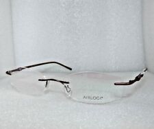 6ba3f591a83 NEW MARCHON AIRLOCK RIMLESS DIVINE 202 210 EYEGLASSES GLASSES FRAMES  50-18-135