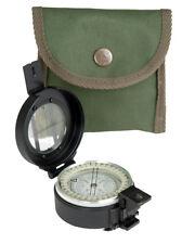 Mil-Tec Britischer Lensatic Kompass Metall (Repro) Militärkompass