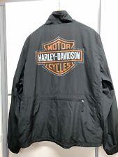 "HARLEY DAVIDSON Nylon Jacke Gr. L 98412-08VM ""mens packable stock Jacket"""