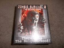 Twilight Creations Zombie Survival 2 The Board Game