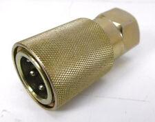 Hydraulikkupplung Schnellkupplung M18 x 1,5 | innØ Kupp. 18,6 mm | länge 59,35