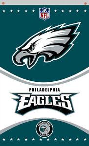 Philadelphia Eagles football team Memorable flag 90x150cm 3x5ft best banner 100D