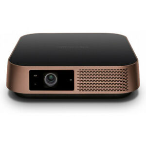 ViewSonic M2 Portable Beam Projector Smart Home Theater WiFi USB-C