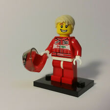 Used Lego Race Car Driver: Series 3 Collectible Minifigure - Complete