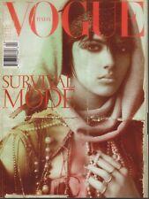 Vogue Italia Apr 2009 Steven Meisel Steven Klein  081419AME
