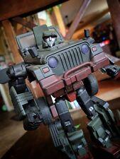 Custom Transformers - Custom Painted Voyager Class Hound