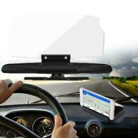 Auto SUV HUD Head Up Display Navigation GPS Projektor Halterung Telefon Hal U8L3