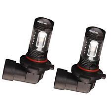 2x 12-24V High Power 30W 9145 9140 H10 LED Fog Driving White Light 7000K