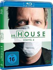 DR. HOUSE, Staffel 4 (4 Blu-ray Discs) NEU+OVP