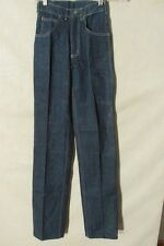 F1662 Kenny Rogers NW/oT Unwashed 70's Vintage Jeans Women's 24x35