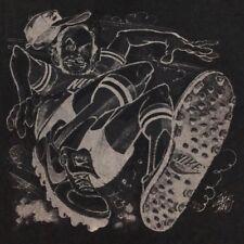 NIKE JACK DAVIS ARTWORK LOGO BLACK STANDARD FIT SHORT SLEEVE T-SHIRT MENS SZ XL