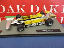 Die cast 1/43 Modellino Auto F1 Renault RE30 1981 A. Prost