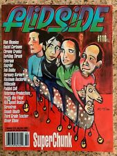 Flipside #110 1998 Superchunk Blue Meanies Smash Mouth Padded Cell Diatribe Punk