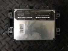 2005 PEUGEOT PARTNER 1.9D ENGINE CONTROL UNIT ECU 9650360480