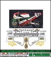kit adesivi stickers compatibili  851 1990 strada superbike ncr