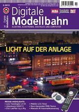MIBA ferrovia Journal digitale modello Ferrovie 11 luce su dell'appendice 2-2013