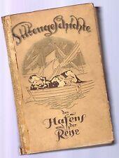 sittenngeschichte des hafens und der reise - wine-leizpig  1927 - many pictures