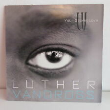 "MAXI 12"" LUTHER VANDROSS Your secret love 683680 8"