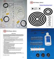 1992 Gottlieb/Premier Operation: Thunder Pinball Machine Tune-up Kit