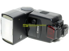 Canon Flash 540EZ per reflex EOS. Compatibile in automatico con digitali, no TTL