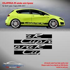 SEAT Leon  Cupra R side stripes 2006-2011