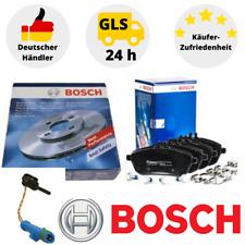 Bremsensatz VA  Scheiben Klötzer  Mercedes W204 S204 W212 W207  295mm Bosch