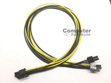 6+2pin PCI-E VGA Power Supply Cable for XFX 50cm