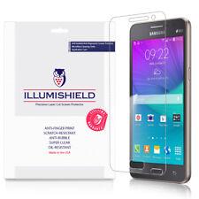 iLLumiShield Screen Protector w Anti-Bubble 3x for Samsung Galaxy Grand Prime