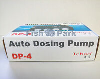 Jebao Auto Dosing Pump DP-4 Aquarium Reef Marine Doser