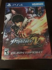 The King of Fighters XIV: Burn to Fight Premium Edition - PlayStation 4 PS4 New