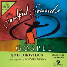 Tamela Mann - God Provides - Accompaniment CD New