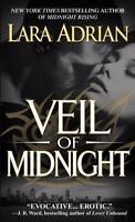Veil of Midnight (The Midnight Breed, Book 5) by Adrian, Lara