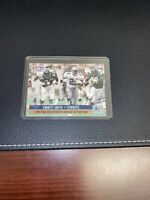 Emmit Smith Rookie CARD #1, 1990 Pro Set Number 1, Dallas Cowboys Football RB