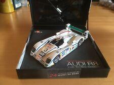 IXO Audi R8 Le Mans 2005 Lehto Werner Kristenson 1/43 MIB