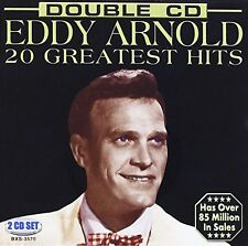 Eddy Arnold - 20 Greatest Hits [New CD]