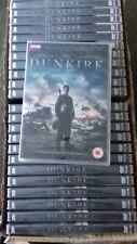 25 X DUNKIRK BBC SERIES - DVD - NEW SEALED - JOBLOT