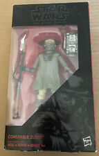 Hasbro The Black Series Constable Zuvio Action Figure -C